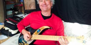 Mit der Original Uli Roth Gitarre!!!